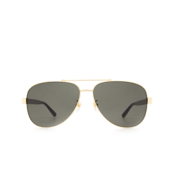 Gucci® Aviator Sunglasses: GG0528S color Gold 006.