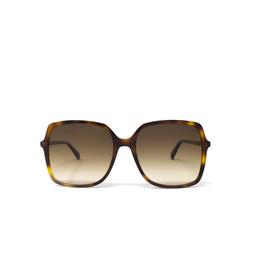 Gucci® Sunglasses: GG0544S color Havana 002.