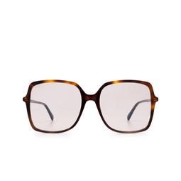 Gucci® Sunglasses: GG0544S color Havana 006.