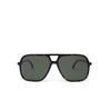 Gucci® Aviator Sunglasses: GG0545S color Havana 002 - product thumbnail 1/3.