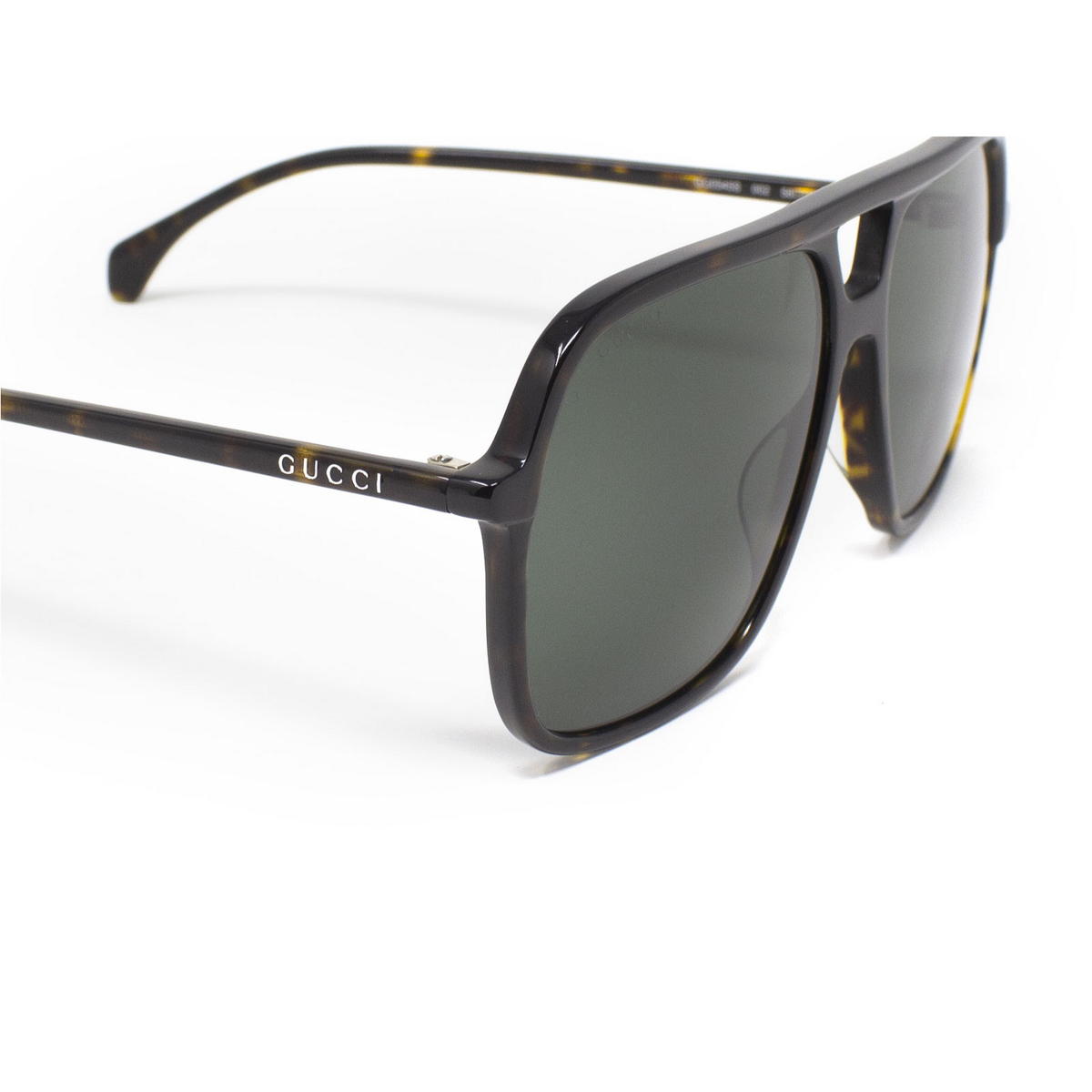 Gucci® Aviator Sunglasses: GG0545S color Havana 002 - 3/3.
