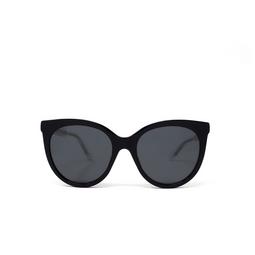 Gucci® Butterfly Sunglasses: GG0565S color Black 001.