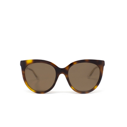Gucci® Butterfly Sunglasses: GG0565S color Havana 002.
