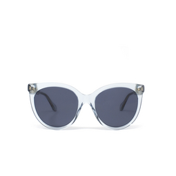 Gucci® Butterfly Sunglasses: GG0565S color Light Blue 003.