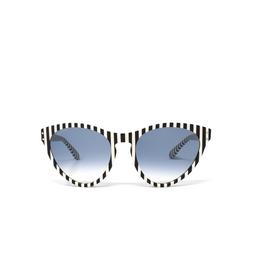 Gucci® Butterfly Sunglasses: GG0569S color Black 004.