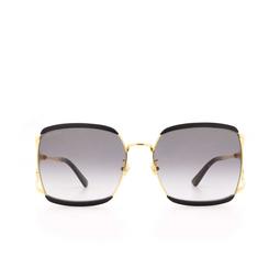 Gucci® Sunglasses: GG0593SK color Black 004.