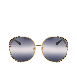 Gucci® Sunglasses: GG0595S color Gold 005.