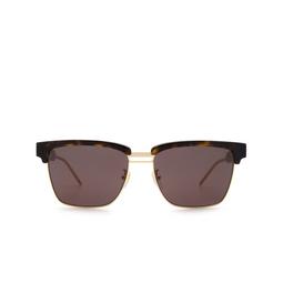 Gucci® Sunglasses: GG0603S color Havana 003.