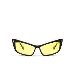 Gucci® Sunglasses: GG0626S color Black 002.