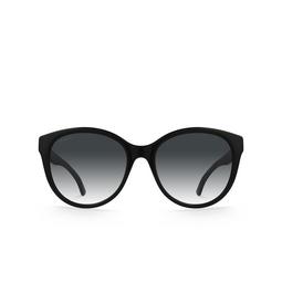 Gucci® Round Sunglasses: GG0631S color Black 001.