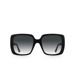 Gucci® Sunglasses: GG0632S color Black 001.