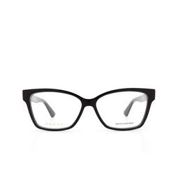 Gucci® Eyeglasses: GG0634O color Black 001.