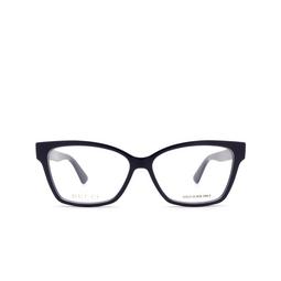 Gucci® Eyeglasses: GG0634O color Blue 004.