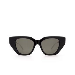 Gucci® Sunglasses: GG0641S color Black 001.