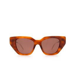 Gucci® Sunglasses: GG0641S color Havana 003.