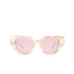 Gucci® Sunglasses: GG0641S color White 004.