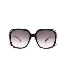 Gucci® Sunglasses: GG0647S color Black 001.