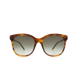 Gucci® Sunglasses: GG0654S color Havana 002.