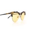 Gucci® Cat-eye Sunglasses: GG0661S color Black 002 - product thumbnail 3/3.
