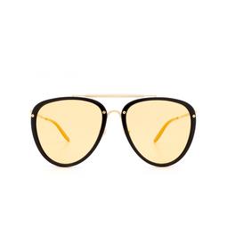 Gucci® Sunglasses: GG0672S color Black 002.