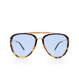 Gucci® Sunglasses: GG0672S color Havana 004.