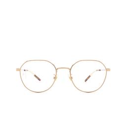 Gucci® Eyeglasses: GG0684O color Gold 001.