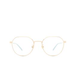 Gucci® Eyeglasses: GG0684O color Gold 004.