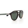 Gucci® Aviator Sunglasses: GG0689S color Havana 002 - product thumbnail 3/3.