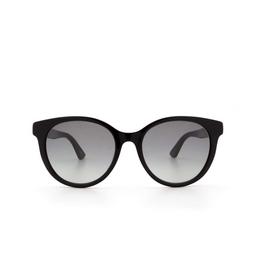Gucci® Sunglasses: GG0702SK color Black 001.