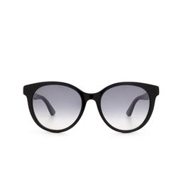Gucci® Sunglasses: GG0702SK color Black 002.