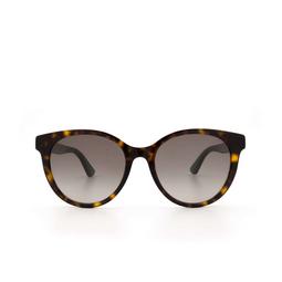 Gucci® Sunglasses: GG0702SK color Havana 003.