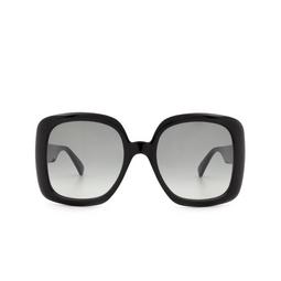 Gucci® Sunglasses: GG0713S color Black 001.