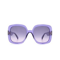 Gucci® Sunglasses: GG0713S color Violet 005.