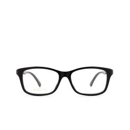 Gucci® Eyeglasses: GG0720OA color Black 005.