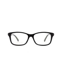 Gucci® Eyeglasses: GG0720OA color Black 006.