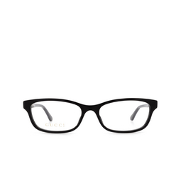 Gucci® Eyeglasses: GG0730O color Black 005.