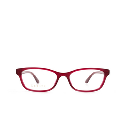 Gucci® Eyeglasses: GG0730O color Red 007.