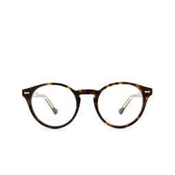 Gucci® Eyeglasses: GG0738O color Havana 002.