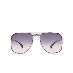 Gucci® Sunglasses: GG0739S color Black 001.