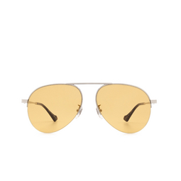 Gucci® Sunglasses: GG0742S color Silver 004.