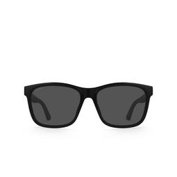 Gucci® Sunglasses: GG0746S color Black 001.