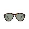 Gucci® Aviator Sunglasses: GG0747S color Havana 003 - product thumbnail 1/3.