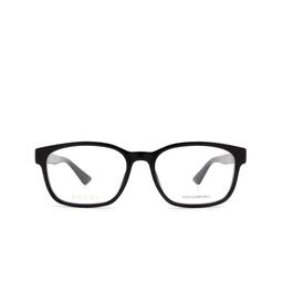 Gucci® Eyeglasses: GG0749O color Black 004.