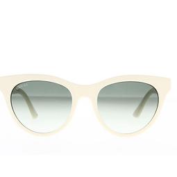 Gucci® Sunglasses: GG0763S color Ivory 004.