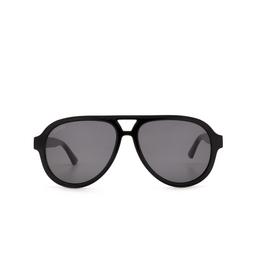 Gucci® Sunglasses: GG0767S color Black 001.