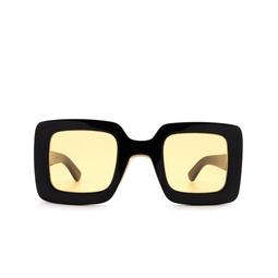 Gucci® Sunglasses: GG0780S color Black 006.