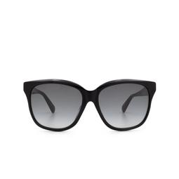 Gucci® Sunglasses: GG0800SA color Black 001.