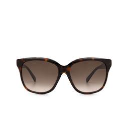 Gucci® Sunglasses: GG0800SA color Havana 003.