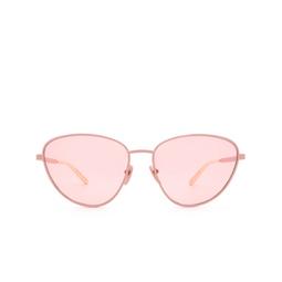 Gucci® Sunglasses: GG0803S color Pink 003.