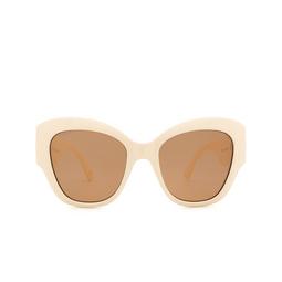 Gucci® Sunglasses: GG0808S color Ivory 002.